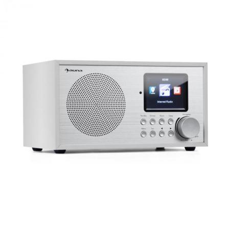 Silver Star mini internet DAB+/FM radio, WiFi, BT, DAB+/FM, vit