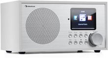 Silver Star mini internet DAB+/FM radio, WiFi, BT, DAB+/FM, vit
