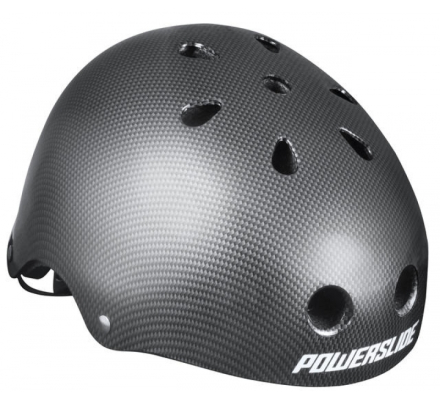 Powerslide Hjelm - Carbon