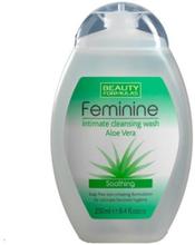 Beauty Formulas Feminine Intimate Aloe Vera Wash 250 ml