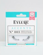 Eylure - Accents 3/4 Lashes - No. 003 - Accenter nr. 003