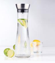 HI Vattenbehållare med tappkran genomskinlig 1 L