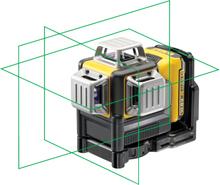 Dewalt DCE089D1G Korslaser med grön laser