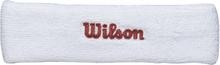 Wilson Headband White
