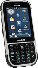 Handheld Nautiz X4 Stryktålig handdator med 1D Scanner