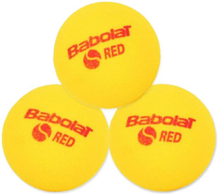 Babolat B Ball Mjukbollar x3