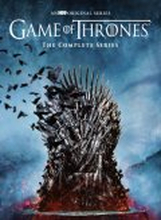 Game of Thrones - The Complete Series - Kaudet 1-8 (Blu-ray)