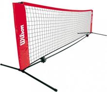 Wilson minitennisnett / badmintonnett 3 2 m