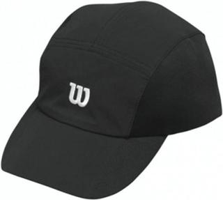 Wilson Rush Strech Woven Cap Men Black