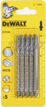 Dewalt DT2164 Sticksågsblad 5-pack
