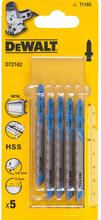 Dewalt DT2162 Sticksågsblad 5-pack