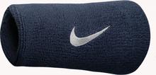 Nike Double Wristband Dark Blue