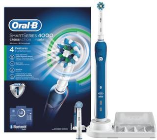 Oral-B SmartSeries 4000 CrossAction. 10 stk. på lager