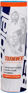 Babolat Tournament Gul boll - Snabb (Röd rand)