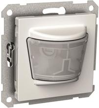 Schneider Electric WDE002365 Bevegelsesdetektor 180°, for innfelt IP20-montering Hvit, ubehandlet