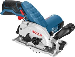 Bosch GKS 12V-26 Cirkelsåg utan batterier och laddare