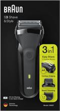 Braun Shaver Series 3 300BT Black