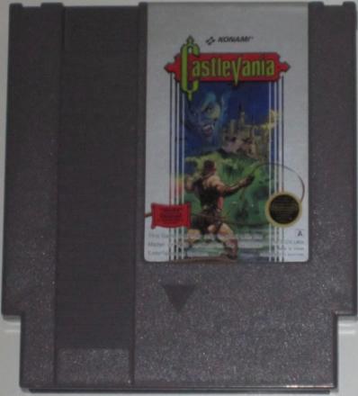 Castlevania (NES) PAL-A