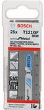 Bosch Speed for Metal Sticksågsblad För 0,5-1,5mm