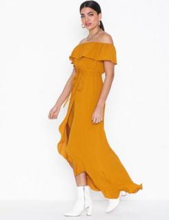 River Island Bardot Maxi Dress Maxiklänningar