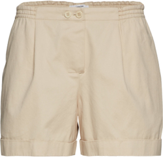 Obi Shorts Shorts Flowy Shorts/Casual Shorts Beige Lovechild 1979