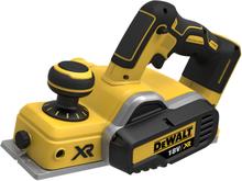 Dewalt DCP580NT Hyvel utan batterier och laddare