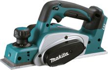 Makita DKP180Z Hyvel utan batterier och laddare