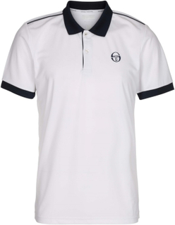 Sergio Tacchini Club Tech Polo White Size M M