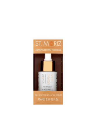 St Moriz Advanced Tan Boosting Face Serum 15 ml
