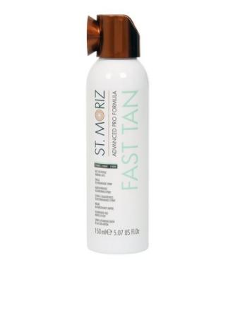 St Moriz Advanced Fast Response Tanning Mist 150 ml