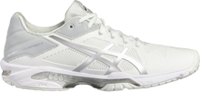 Asics Gel-Solution Speed 3 Women White/Silver 41.5