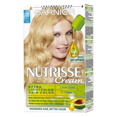 Garnier Nutrisse Creme 10 Camomille Extra Light Blonde 1 kpl