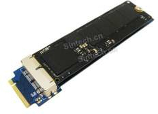 APPLE SSD stik til M.2 (NGFF) PCI-e adapter Sintech