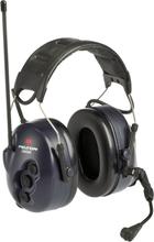 3M Peltor LiteCom Hörselskydd med komradio med hjässbygel