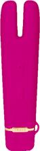 Crave - Duet Flex Vibrator Pink