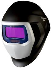 3M Speedglas Black 9100X Svetshjälm utan tillbehör