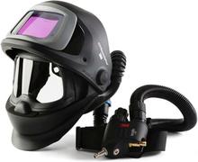 3M Speedglas Black 9100FX Svetshjälm med andningsskydd