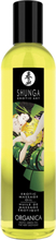 Shunga Massage Oil Green Tea Organi