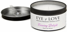 EOL Massage Candle Evening Delight 150ml