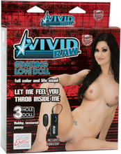 Vivid Raw Standing Love Doll
