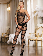 Strappy Swirl Bodystockings