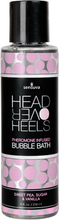 Head Over Heels Vanilla, Sugar & Sweet Pea Bubble Bath