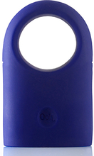 Ooh by Je Joue - Large Cock Ring Electric Blue