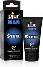 Pjur - Man Steel Gel 50 ml