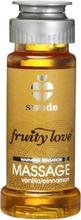 Swede - Fruity Love Warming Massage Vanilla/Cinnamon 50 ml