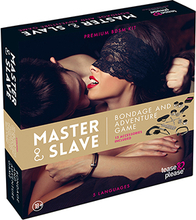 Master & Slave Bondage Game Beige (NL-EN-DE-FR-ES-IT-SE-NO-PL-RU