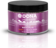 Dona - Bath Salt Tropical Tease 225 ml