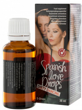 Spanish Love Drops 30ml