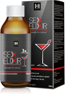 Sex Elixir Premium - 100ml-Spanish Fly