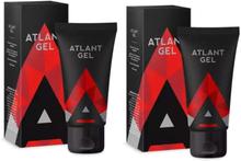 Atlant Erection/Delay Gel 2 pcs - save 8%